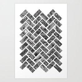 Man Made Art Print