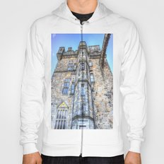 Edinburgh Castle Scotland Hoody