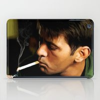 apocalypse now iPad Cases featuring Apocalypse Now Painting #1 by Gabriel T Toro