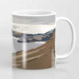 Cass Bay, New Zealand Coffee Mug