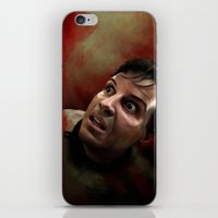 moriarty iPhone & iPod Skins featuring Moriarty by addigni
