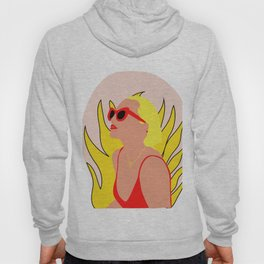 summer fire Hoody