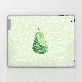 Pear geometry Laptop & iPad Skin