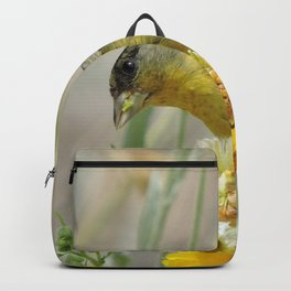Feasting Finch Backpack