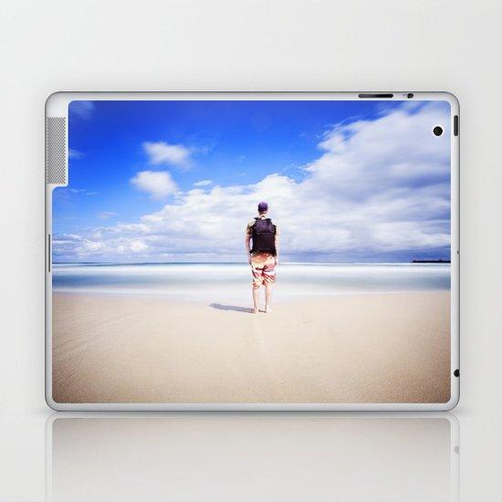 On the Beach Laptop & iPad Skin