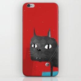 Mystical Cat iPhone Skin