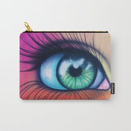 Kaleidoscopic Vision Carry-All Pouch