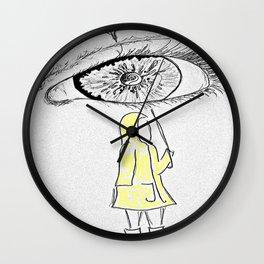 iRain Wall Clock