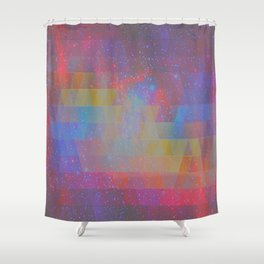 FORGET ME Shower Curtain