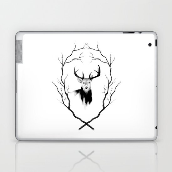 DEER REVISITED Laptop & iPad Skin