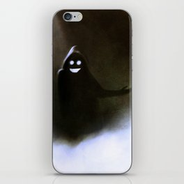 Greeter iPhone Skin