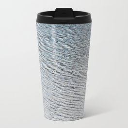 Silver Pond Metal Travel Mug