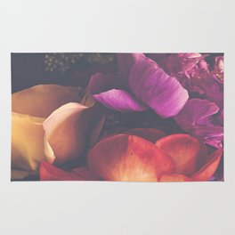 Color Burst Florals Rug