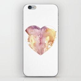 Verronica Kirei's Heart Shaped Box iPhone Skin