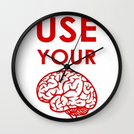 Use your Wall Clock