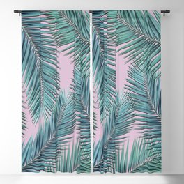 palm tree Blackout Curtain