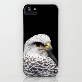 Gyrfalcon iPhone Case
