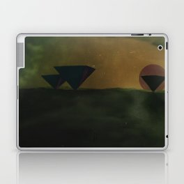 Pyramids Laptop & iPad Skin