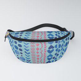 Watercolour Shapes - Magic Villa Fanny Pack