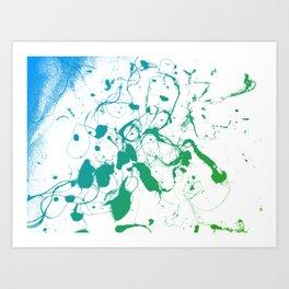 Concidat Vask Har Art Print