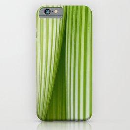 Costa Rican Foliage iPhone Case