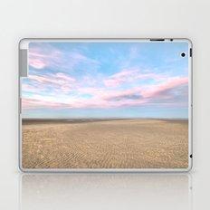 Sparse Beach Laptop & iPad Skin