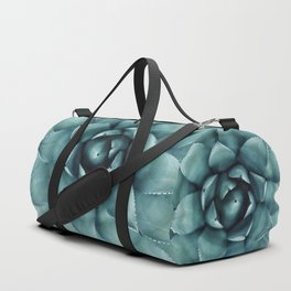 Aloe Green Agave Duffle Bag