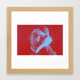 Kahlil Gibran 2 Framed Art Print