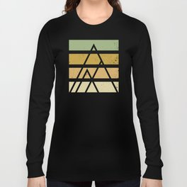 Desert color landscape Long Sleeve T-shirt