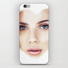 I Heart Scarlett iPhone & iPod Skin