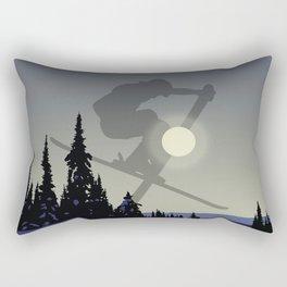 Touch The Morning Sun - Square | DopeyArt Rectangular Pillow