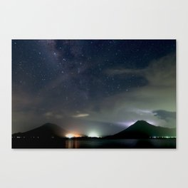 Sons of Stardust Canvas Print