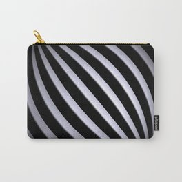 black-and-white -04- Carry-All Pouch