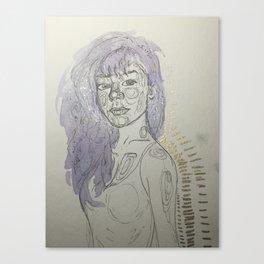 Leah Canvas Print