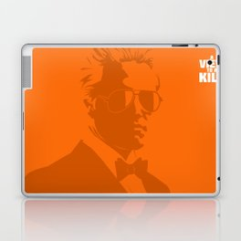 A View To A Kill Laptop & iPad Skin
