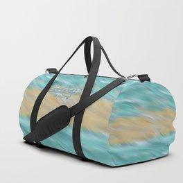 The Beach Is Calling Duffle Bag