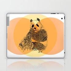 saving panda Laptop & iPad Skin
