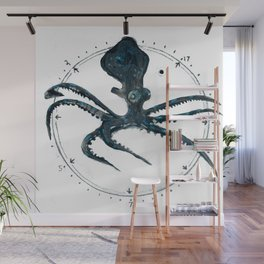 Cephalopod Prime Wall Mural