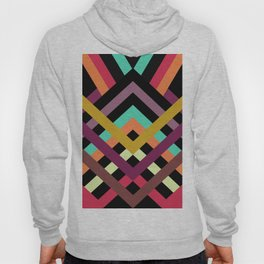 Abstract Composition 444 Hoody