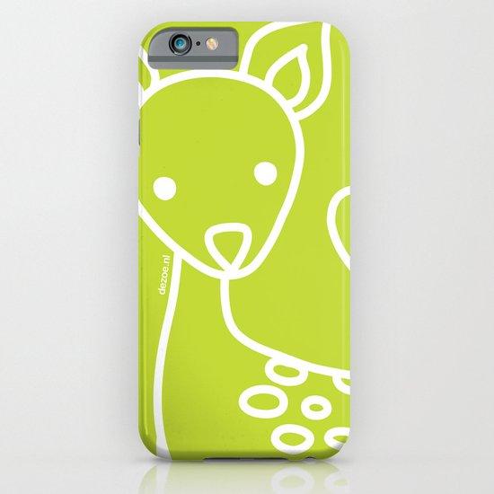 Green Deer iPhone & iPod Case