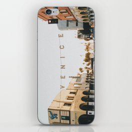 venice / los angeles, california iPhone Skin