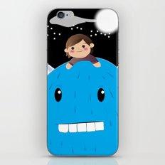 Child night iPhone & iPod Skin