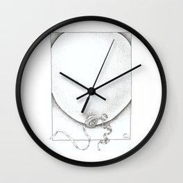 Swollen Balloon Wall Clock