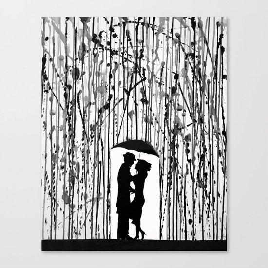 Film Noir Canvas Print