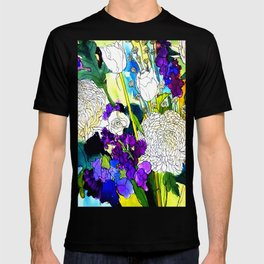 forest flowers 1 T-shirt