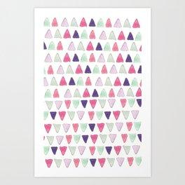 Gum Drops Art Print