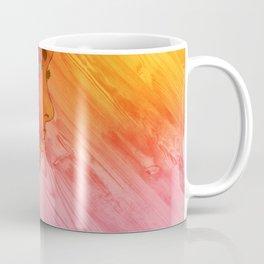 Independent Woman Sunset Coffee Mug