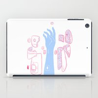 android iPad Cases featuring Android Arm by mike bautista