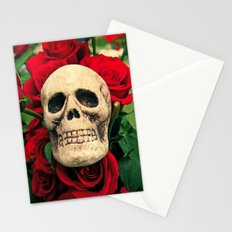 Love and death Stationery Cards