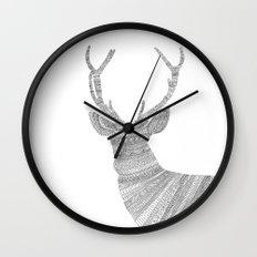Stag / Deer Wall Clock